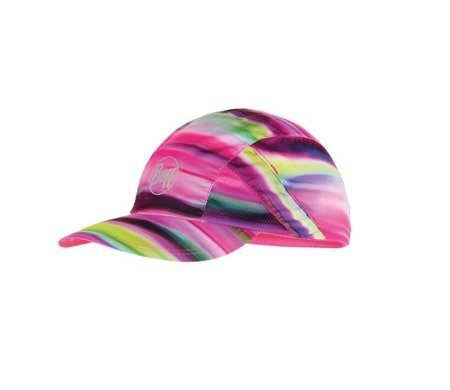 Czapka BUFF Pro Run Cap R-LUMINANCE MULTI