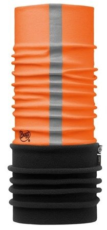 Komin Polar Buff Reflective R-Solid Orange Fluor