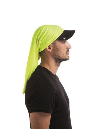 Czapka Visor Buff® Protection YELLOW FLUOR