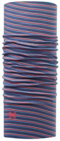 Chusta Junior Original Buff® YARN DYED STRIPES COLLEGE