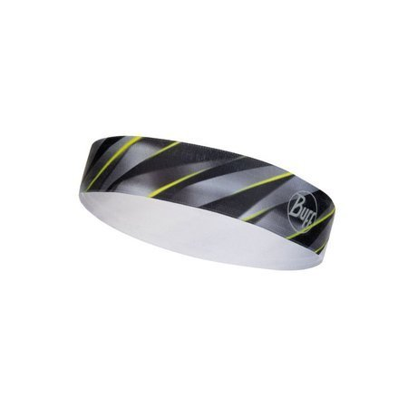 Opaska Buff Wide Hairband R-FOCUS GREY