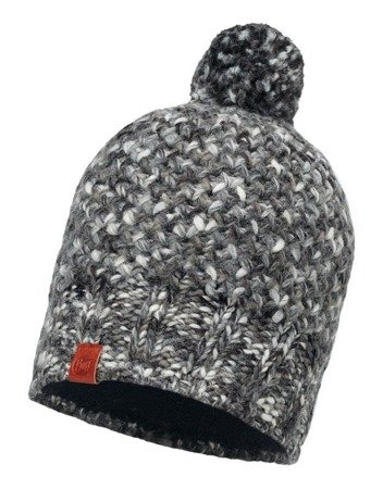 Czapka Buff Knitted & Polar Margo Grey