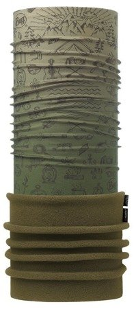 Komin Polar Buff Explorer Military - Military