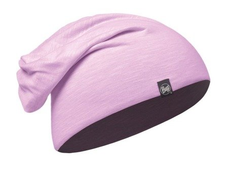 Czapka Cotton Hat Buff Solid Rose