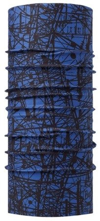Chusta Buff Thermal Buff® Power Lines Blue Ink