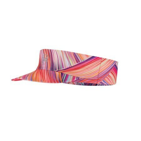 Buff Daszek Do Biegania Pack Run Visor US Buff R-JAYLA ROSE PINK