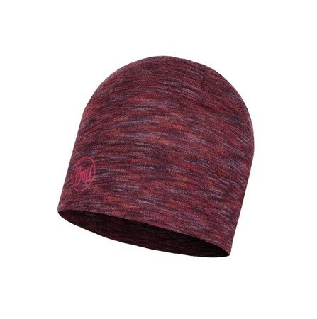 Czapka Buff Midweight Merino Wool Hat SHALE GREY MULTI STRIPES