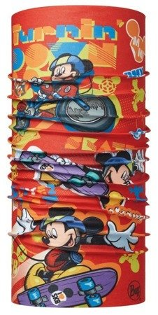 Chusta Junior Original Buff® Mickey SK8 RED