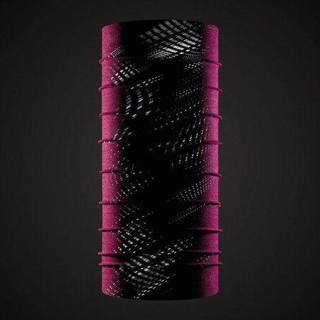 Buff Chusta Coolnet UV+ Reflective R-Flash Pink Htr