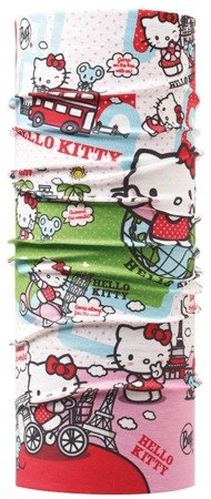 Chusta Child Original Buff® HELLO KITTY CITY