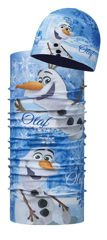 Zestaw: Buff Czapka Junior z Microfibry i Polaru FROZEN OLAF BLUE + Original Buff FROZEN OLAF BLUE